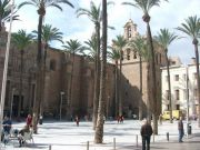 Almeria - The Cathedral of Almeria