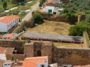 Cumbres de San Bartolome: Castle of Cumbres de San Bartolome