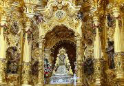 Almonte: Chapel of the Virgin of El Rocio