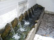 Galaroza: Fountain of twelve spout