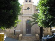 Arboleas: Church of Santiago
