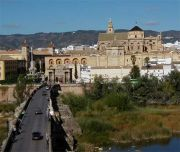 Cordoba: Arab waterwheels and Roman bridge