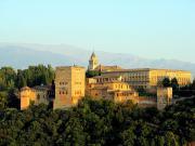 Granada: Palace Alhambra