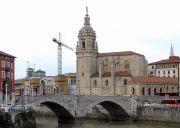 Bilbao: Church Iglesia de San Anton
