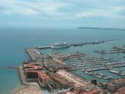 Alicante - Alicante harbour